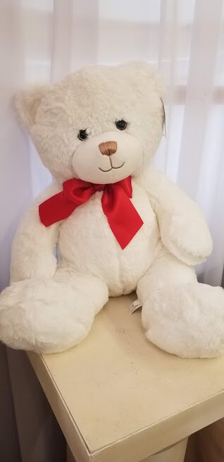 Plus Bear - Dena with Red Bow 15' PA-21